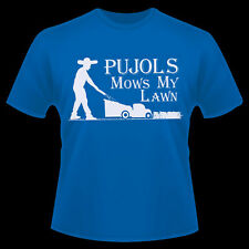 Chicago Cubs Pujols Mows My Lawn Anti Cardinals T Shirt