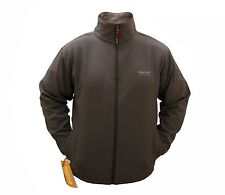 MENS REGATTA WATER REPELLENT SOFTSHELL JACKET M-XXXL GREY