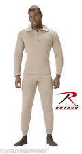 SAND POLYPRO ZIP TOP THERMAL - TOP ONLY ,