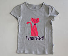 NEW GAP GRAPHIC CAT TOP TEE SIZE 12-18M 4T