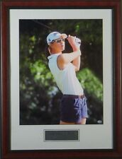 Michelle Wie - Rookie Year Framed Golf Photo 11 x 14
