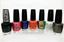 OPI Nail Lacquer - The Amazing Spider-man Collection - Pick any Shade