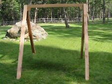 Amish Made A-frame for 4' + 5' swings