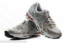 NEW ASICS LADIES WOMENS KAYANO 18 GEL RUNNING TRAINING LIMITED EDITION GYM SHOES