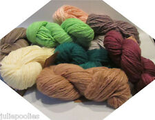 Manos del  Uruguay Wool Clasica Semi-Solid yarn - 16 colors to choose from