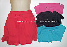 SKIRT - YOUNG ATTITUDE TEE-SHIRT SKIRT - PINK or TEAL - JR SIZE  SM or MED - NWT