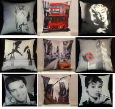 "Cushion Covers 17"" x 17""  SOUVENIRS - LOUNGE ROOM - BEDROOM"