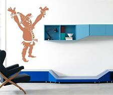 SCARECROW WIZARD OF OZ WALL ART DECAL STICKERS WALL ART CHOOSE FROM 21 COLOURS
