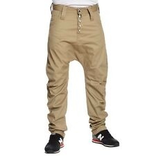 HUMÖR SANTIAGO PANTS SANDIE BROWN HOSE LEAD GREY HERREN