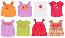 6M-5T GYMBOREE PRETTY POSIES BABY TODDLER GIRLS SUMMER CLOTHES SHIRTS TOPS U PIC