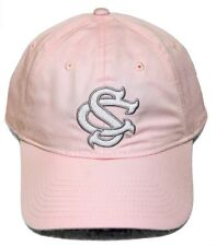 New! Women's South Carolina Gamecocks - Adjustable Buckle Back Cap - Pink