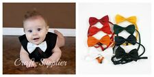 New Boys Bow Ties Boy's Infants Toddlers Elastic Neck Church Dress School