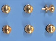 Dolls House Miniature 1/12th Scale 5mm Door Knobs