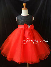 Princess Dress for Flower Girl/Halloween/Christmas/Party/Ball/Holiday 1-7 Years