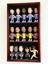 Bobble Head Doll Model Action Figures Cabinet Display Case Rack * LED LIGHTS *