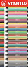 Stabilo Pen 68 Fibre-Tip Pens Comes in 3's and 10's All Colours Available