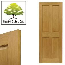 INTERNAL OAK DOOR VICTORIAN FOUR (4) PANEL UNFINISHED INTERIOR DOOR