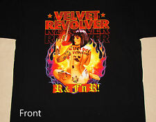 Velvet Revolver Tattoo Girl Slash Shirt NEW S M