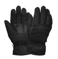 GLOVES INSULATED HUNTING GLOVES BLACK ROTHCO 4945