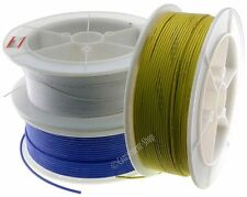 10 metres 16AWG Silicon Wire. Super flexible high temp RED/BLACK/BLUE/YELLOW