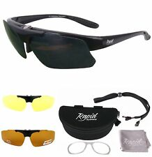 PRESCRIPTION FISHING SUNGLASSES: Polarized Rx Glasses for Fly and Carp Angling