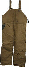 Dickies  TB246TB Timber Sanded  Insulated Duck Double Knee Bib Overall  3XL Sh