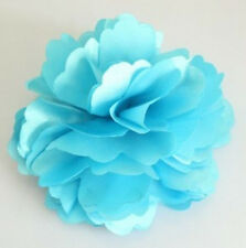 Fashion Woman Lady Peony Flower Hair Clip Hairpin Brooch