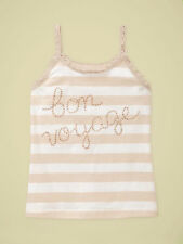 NEW GAP CROCHETED GRAPHIC TANK TOP SIZE 12-18-24M 4T