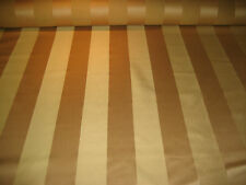 Upholstery Fabric: Tone on Tone Stripe (Gold)