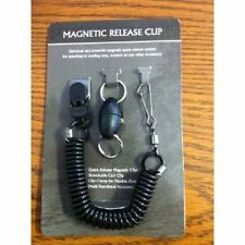 Magnetic release clip for landing net *** FREE POSTAGE TO UK***