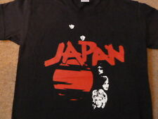 JAPAN ADOLESCENT SEX T SHIRT DAVID SYLVIAN MICK KARN