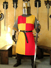 Medieval Knight Heraldry SCA Surcoat Tunic Tabard (T13)