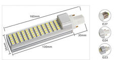 G24 E27 13W 60SMD 60 LEDs 5050 PL LED lamp light bulb 110V 220V equal to 100W