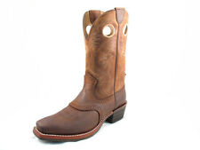 Mens Ariat Heritage Roughstock #10002227 - Square toe - Oiled Rowdy