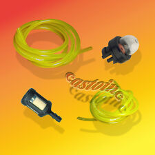 "ID:  3/32"" & ID: 0.080"" Fuel Line 2-1/2 '  of  Each, Fuel Filter & Primer Bulb"