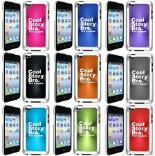 Apple iPod Touch 4th Generation Hard Case Cover Cool Story Bro