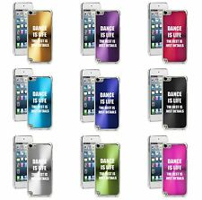 Apple iPod Touch 5th 6th Generation Hard Case Cover Dance Is Life