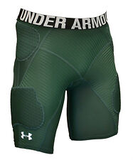 Under Armour Men's Game Day Padded Basketball Shorts NWT Green M XL XXL