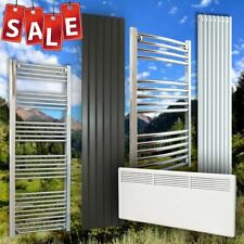 NWT Summer Sale! Chrome Towel Rails, Coloured Radiators & Electric Panel Heaters