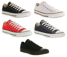 Converse Chuck Taylor All Star Trainer NEW VERSION All Color Sizes Low Shoes***