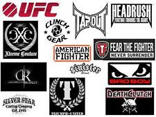 Lot 3 Random New Discontinued or Defective T-shirts MMA UFC Tapout DeThrone etc.