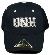 NEW! University of New Hampshire Wildcats Stretch-Fit Hat 3D Embroidered Cap