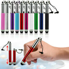 Retractable Mini Capacitive Stylus Pen for Various Samsung Touch Screen Tablet