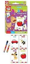 Brand New Educational Flashcards Kids Children Educational Resource Fun Learning