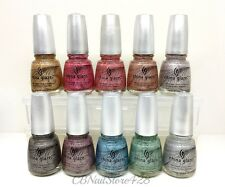 HARD TO FIND- China Glaze Nail Lacquer- Kaleidoscope Collection - Pick any color
