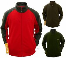 RRP £25 MENS REGATTA FULL ZIP HEDMAN FLEECE JACKET SIZES S-XXXL