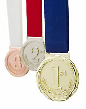 """Huge 3.25"""" Sports Activity Olympic Style Medal Award - Free Engraving & Shipping"""