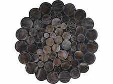 Kuhfell Teppich / Patchwork Cowhide Rug : Cosmo 504