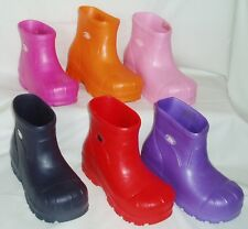 Kids Cloggz lightweight Ankle Boots by Hollandia Unisex Range of Colours & sizes