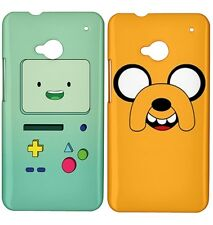 Beemo BMO Jake Adventure Time HTC ONE M7 case cover bumper ★★★★★ HOT